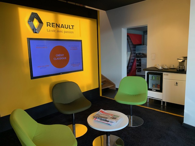 Anjou Ouest Auto Renault Dacia Angers (49) - Vente de véhicules neufs et occasions récentes